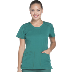DKSDK720-HUN-2XL - Dickies - Dynamix® Womens Rounded V-Neck Top