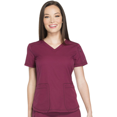 DKSDK730-WIN-S - Dickies - Dynamix® Womens V-Neck Top