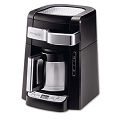 DLODCF2210TTC - DeLONGHI 10-Cup Frontal Access Coffee Maker