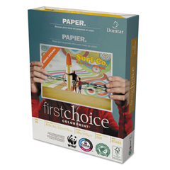 DMR85283CT - Domtar First Choice ColorPrint® Premium Paper