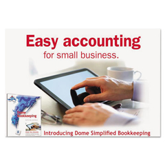DOM0114R - Dome® Simplified Bookkeeping Software
