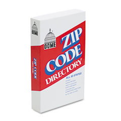 DOM5100 - Dome® Zip Code Directory