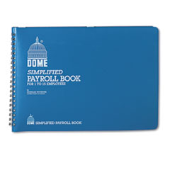 DOM710 - Dome® Payroll Record