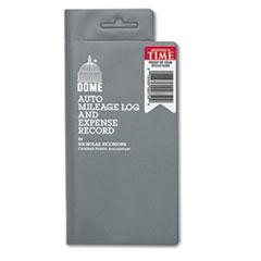 DOM750 - Dome® Auto Mileage Log and Expense Record