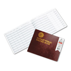 DOM880 - Dome® Notary Public Record Book