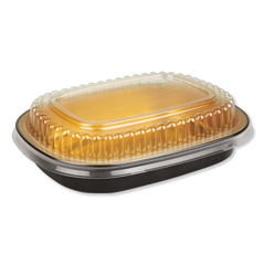 DPK9331PT100 - Durable Packaging Aluminum Closeable Containers