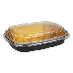 DPK9553PT50 - Durable Packaging Aluminum Closeable Containers
