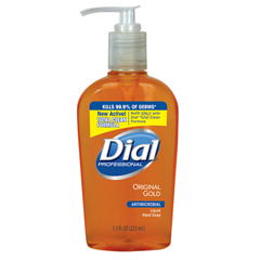 DPR84014EA - Dial® Antimicrobial Liquid Hand Soap