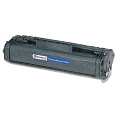 DPSDPC06P - Dataproducts Remanufactured C3906A (06A) Toner, 2500 Page-Yield, Black