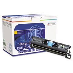 DPSDPC2500C - Dataproducts Remanufactured C9701A/Q3961A/Q3971A (121A/122A/123A) Toner, 4000 Pg-Yld, Cyan
