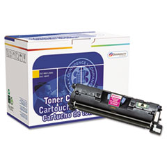 DPSDPC2500M - Dataproducts Remanufactured C9703A/Q3963A/Q3973A (121A/122A/123A) Toner, 4000 Pg-Yld, Magenta