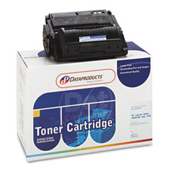 DPSDPC42XP - Dataproducts Remanufactured Q5942X (42X) High-Yield Toner, 20000 Page-Yield, Black
