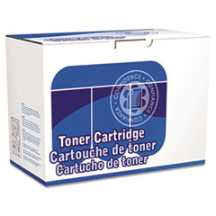 DPSDPC55XP - Dataproducts Remanufactured CE255X (55X) High-Yield Toner, 12500 Page-Yield, Black
