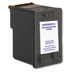 DPSDPC56A - Dataproducts Remanufactured C6656AN (56) Ink, 390 Page-Yield, Black