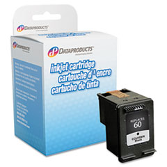 DPSDPC640WN - Dataproducts Remanufactured CC640WN (60) Ink, 200 Page-Yield, Black