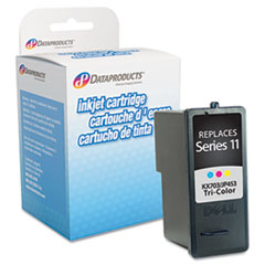 DPSDPCD453 - Dataproducts Remanufactured JP453 (Series 11) High-Yield Ink, 375 Page-Yield, Tri-Color