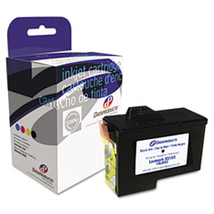 DPSDPCD7Y743B - Dataproducts Remanufactured 7Y743 (Series 2) Ink, 600 Page Yield, Black