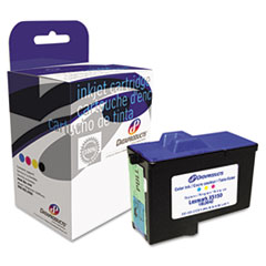 DPSDPCD7Y745C - Dataproducts Remanufactured 7Y745 (Series 2) Ink, 450 Page Yield, Tri-Color