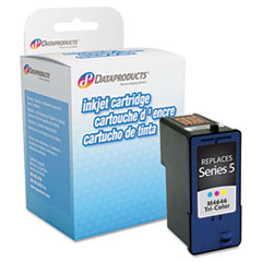 DPSDPCM4646 - Dataproducts Remanufactured M4646 (Series 5) Ink, 595 Page-Yield, Tri-Color