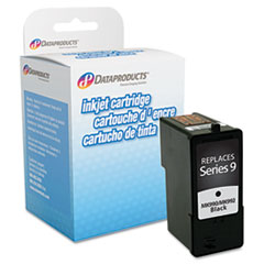DPSDPCMK990 - Dataproducts Remanufactured MK990 (Series 9) Ink, 125 Page-Yield, Black