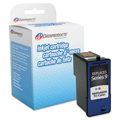 DPSDPCMK991 - Dataproducts Remanufactured MK991 (Series 9) Ink, 125 Page-Yield, Tri-Color