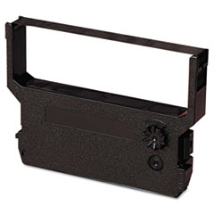 DPSE8900 - Dataproducts E8901 Compatible Ribbon, Black/Red, 6/Box