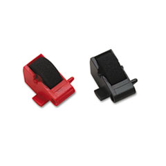 DPSR14772 - Dataproducts R14772 Compatible Ink Rollers, Black/Red, 2/Pack