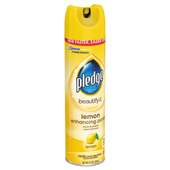 DRKCB723725 - Pledge® Furniture Polish, Lemon