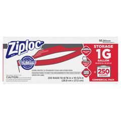 DRK94602 - Ziploc® Double Zipper Bags