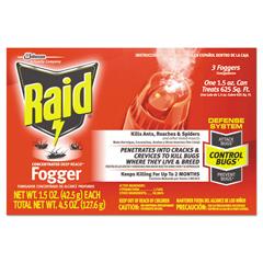 SJN305690 - Raid® Concentrated Deep Reach Fogger
