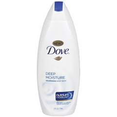 DVOCB123410 - Dove® Deep Moisture Nourishing Body Wash