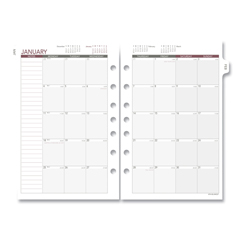 DRN061685Y - AT-A-GLANCE® Day Runner® Monthly Planning Pages Refill