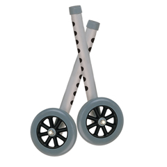10108WC - Drive MedicalExtended Height Walker Wheels and Legs Combo Pack