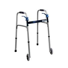 10226-1 - Drive MedicalTrigger Release Folding Walker