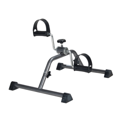 10270KDRSV-1 - Drive MedicalExercise Peddler with Attractive Silver Vein Finish