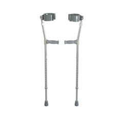 10403 - Drive MedicalLightweight Walking Forearm Crutches, Adult, 1 Pair