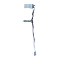 10405 - Drive Medical - Lightweight Walking Forearm Crutches, Tall Adult, 1 Pair