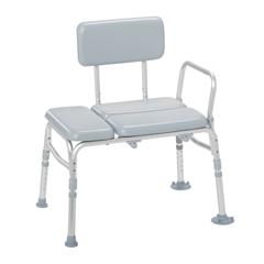 12005KD-1 - Drive MedicalPadded Seat Transfer Bench
