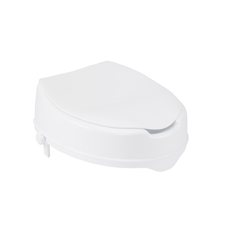 12065 - Drive MedicalRaised Toilet Seat with Lock and Lid