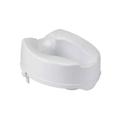 12066 - Drive MedicalRaised Toilet Seat with Lock