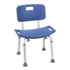 12202KDRB-1 - Drive MedicalBathroom Safety Shower Tub Bench Chair