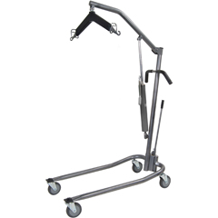 13023SV - Drive MedicalHydraulic Patient Lift with Six Point Cradle