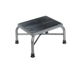 13037-1SV - Drive MedicalHeavy Duty Bariatric Footstool with Non Skid Rubber Platform