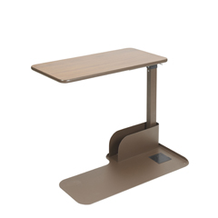 13085LN - Drive Medical - Seat Lift Chair Overbed Table, Left Side Table