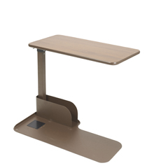 13085RN - Drive Medical - Seat Lift Chair Overbed Table, Right Side Table
