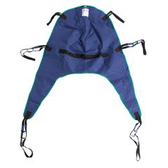DRV13262M - Drive MedicalDivided Leg Patient Lift Sling with Headrest