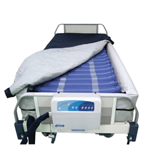 14029DP - Drive MedicalMed Aire Plus Defined Perimeter Low Air Loss Mattress Replacement System