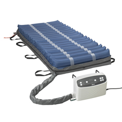 14029 - Drive MedicalMed Aire Plus Low Air Loss Mattress Replacement System, 80 x36