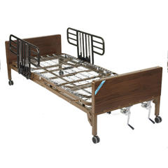 15003BV-HR - Drive MedicalMulti Height Manual Hospital Bed