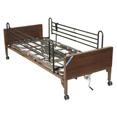 15033BV-FR - Drive MedicalDelta Ultra Light Full Electric Bed